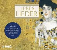Liebeslieder Vol.2, CD