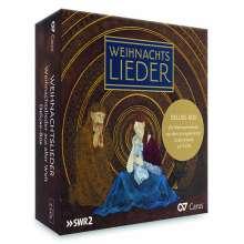 Weihnachtslieder & Weihnachtslieder aus aller Welt (Carus Liederprojekt), 4 CDs