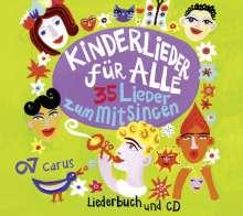 Kinderlieder für Alle (Liederbuch und CD), CD