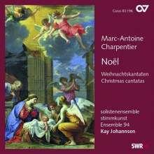 Marc-Antoine Charpentier (1643-1704): Noel - Weihnachtskantaten, CD