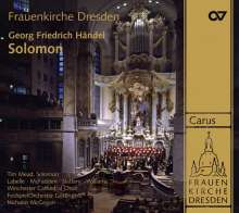 Georg Friedrich Händel (1685-1759): Solomon, 3 Super Audio CDs