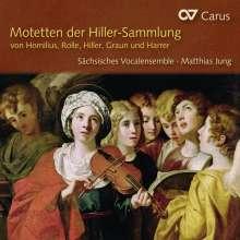 Motetten der Hiller-Sammlung, CD