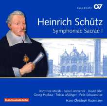 Heinrich Schütz (1585-1672): Symphoniae Sacrae I SWV 257-276 (Carus Schütz-Edition Vol.14), 2 CDs