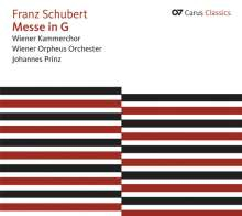 Franz Schubert (1797-1828): Messen D.167 & 872, CD