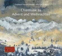 Orpheus Vokalensemble - Chormusik zu Advent und Weihnachten, CD