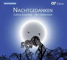 Calmus Ensemble - Nachtgedanken, CD