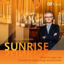 Kay Johannsen (geb. 1961): Konzert für Orgel, Streicher & Percussion, CD