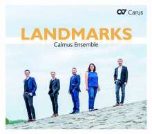 Calmus Ensemble - Landmarks, CD