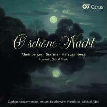 Orpheus Vokalensemble - O schöne Nacht, CD
