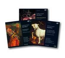 Gottfried August Homilius (1714-1785): Passionen (Exklusiv für jpc), 4 CDs und 2 Super Audio CDs