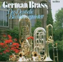 German Brass, CD