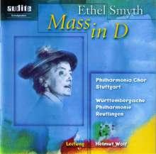 Ethel Smyth (1858-1944): Mass in D, CD