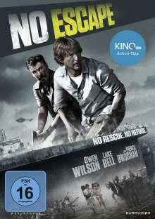 No Escape, DVD