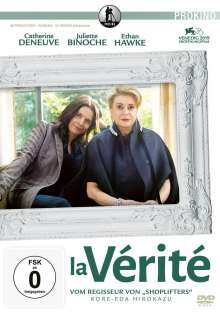 La Vérité, DVD