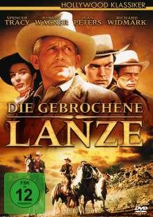 Die gebrochene Lanze, DVD