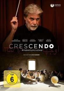 Crescendo - #makemusicnotwar (OmU), DVD