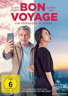 Bon Voyage - Ein Franzose in Korea, DVD