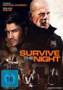 Survive the Night, DVD
