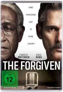 The Forgiven, DVD