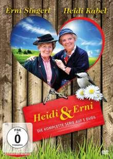 Heidi und Erni (Komplette Serie), 5 DVDs
