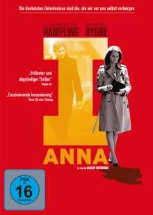 I, Anna, DVD