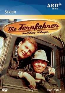 Die Fernfahrer (Gesamtausgabe), 3 DVDs