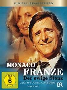 Monaco Franze: Der ewige Stenz (Komplette Serie), 3 DVDs