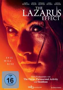 The Lazarus Effect, DVD