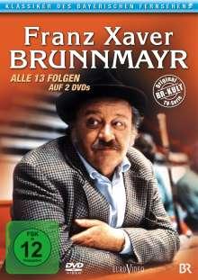 Franz Xaver Brunnmayer (Gesamtausgabe), 2 DVDs