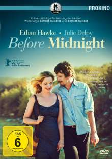 Before Midnight, DVD