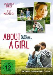 About A Girl, DVD