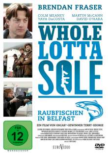 Whole Lotta Sole - Raubfischen in Belfast, DVD