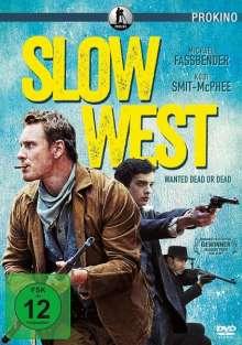 Slow West, DVD