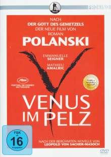 Venus im Pelz (2013), DVD