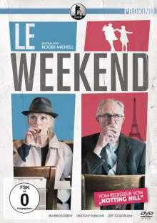 Le Weekend, DVD