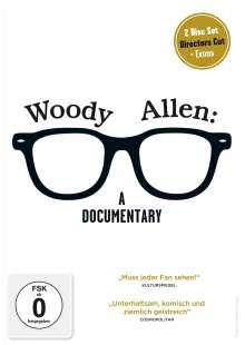 Woody Allen: A Documentary (OmU), 2 DVDs