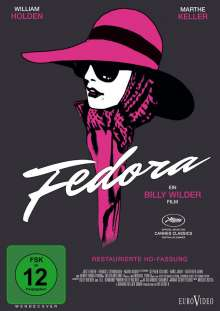Fedora, DVD