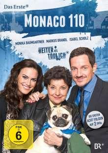 Monaco 110, 2 DVDs