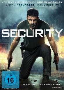 Security, DVD