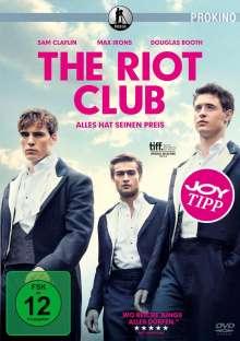 The Riot Club, DVD