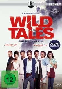 Wild Tales, DVD