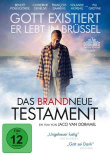 Das brandneue Testament, DVD