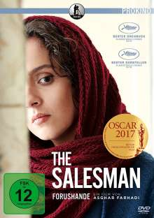 The Salesman, DVD