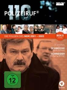 Polizeiruf 110 - MDR Box 5, 3 DVDs