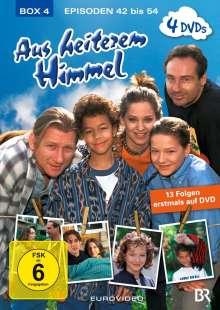 Aus heiterem Himmel Staffel 4, 4 DVDs
