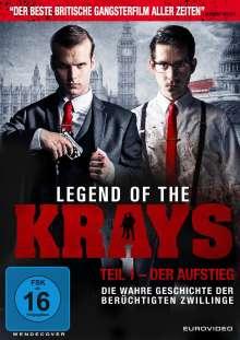 Legend of the Krays - Teil 1: Der Aufstieg, DVD