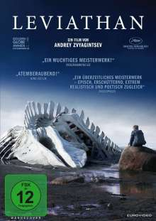 Leviathan (2014), DVD