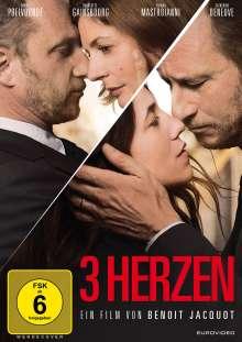 3 Herzen, DVD