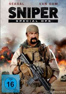 Sniper - Special Ops, DVD