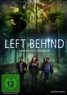 Left Behind - Vanished: Next Generation, DVD